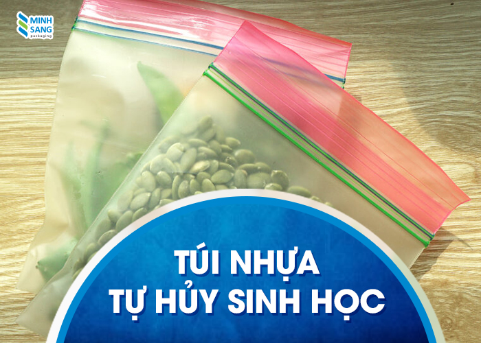 Túi nhựa tự hủy sinh học