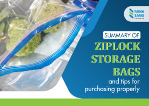 ziplock storage bags